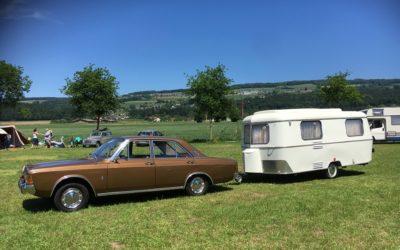 Swiss Oldie Camping