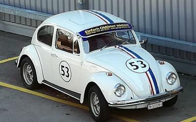 """VW Käfer """"Herbie"""""""