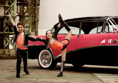 Rock Academy mit Buick